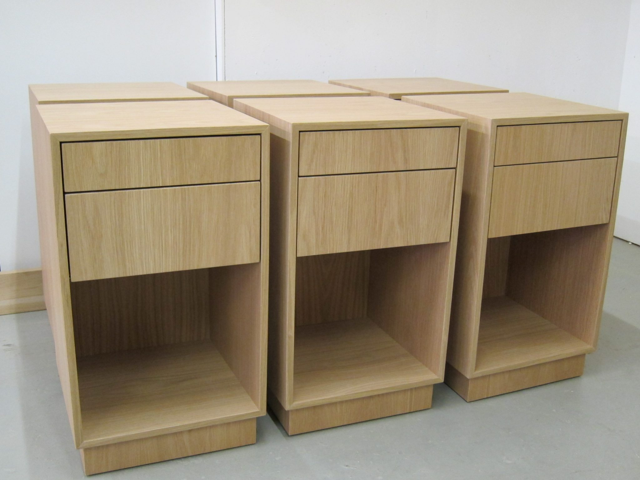 Kantoor inrichting vincent niekerk meubelmaker amsterdam for Meubelmaker amsterdam