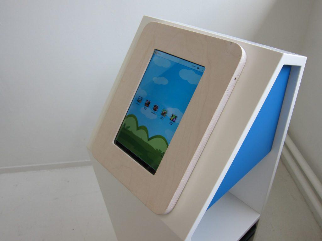 Kantelbare tablet