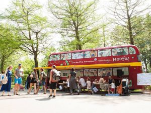 Fiepbus - Het rijdend kunstwerk